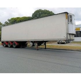 Refrigerated Trailer | 2003 Maxicube ST3