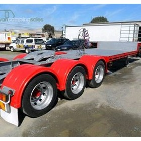 Used Trailer | 1999 Krueger Drop Deck 'A'