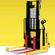 Walkie Straddle Stacker | W25–40ZA2 Series