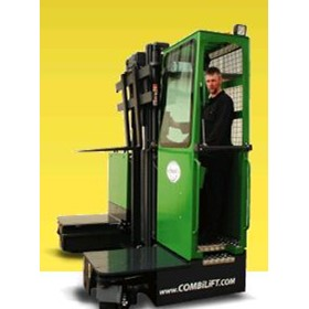 Stand-On Forklifts | ST-Series