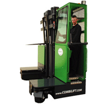 Side Loader Stand On | Combilift GT-Series
