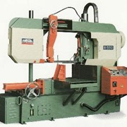 Semi-Automatic Horizontal Band Saw | Mega