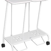 Linen Trolley | Soiled Double SLT 353