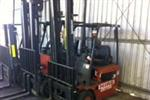 Counterbalanced Electric Forklift | Nissan 1.3T (2005)