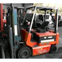 Conterbalanced Electric Forklift | Nissan 2.5T (2001)