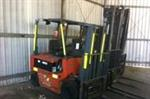 Counterbalanced Electric Forklift | Nissan 2.5T (2004)