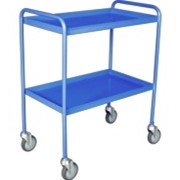 Tray Clearing Trolley - 2 Shelf | TCT 402