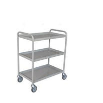 Tray Clearing Trolley - 3 Shelf | TCT 403