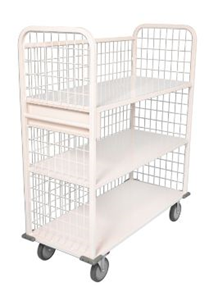 Linen Trolley | Large LTL 301M