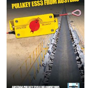 Cable Pull Safety Switch | Pullkey ESS3
