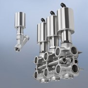 Type 2000 INOX Valve & Block Assembly Solution