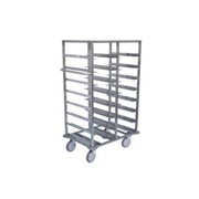 Food Tray Dispenser | FTD 416 | Hospital Storage and Shelving