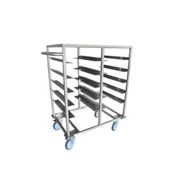 Food Tray Dispenser | FTD 410 | Hospital Storage and Shelving