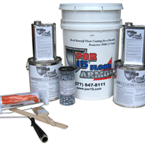 Floor Painting Kit | Floor Armor