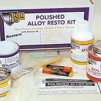 Polished Alloy Resto Kit