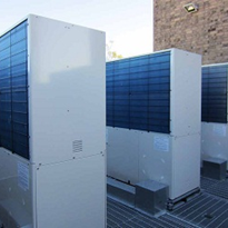 Origin's gas-powered air-conditioning solution