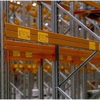 Heavy Duty Front Impact Beam for Pallet Racking