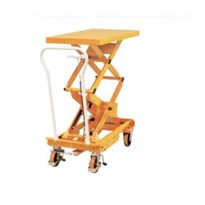 Manula Double Scissor Lift Tables | Height Adjustable