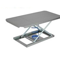Coil Spring Base Scissor Lift | CSB/G | Height Adjustable