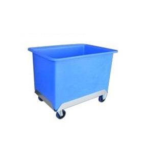 Plastic Multipurpose Trolley | MLT 340 Litre