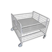 Linen Trolley | Wet & Dry Small |  WDLT 380