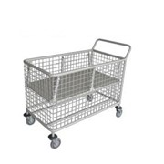 Linen Trolley | Wet & Dry Large | WDLT 381