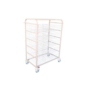 Mesh Storage Basket Multipurpose Trolley | SBTM 30