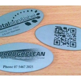 Stainless Steel Printing & Cutting