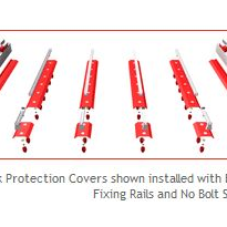 Longitudinal Beam Protection Covers | ElastoLok