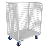 Open Front Bulk Delivery Multipurpose Trolley | BDT 101