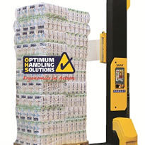 Save money, speed up your load out rate with Optimum's Siat wrappers