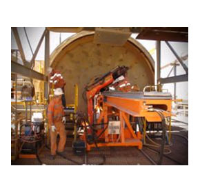Mill Relining Machines