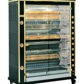 Gas & Electric Radiant Rotisserie | Grand Flammes Millenium