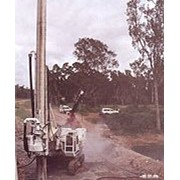 Drill Rig | Giles 1000