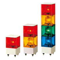 Rotating Warning Light - KJ 116mm