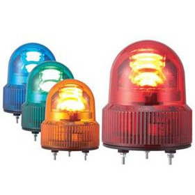 LED Revolving Warning Light - 118mm SKHE