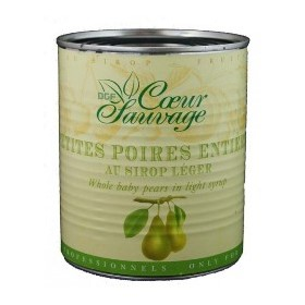 Canned Whole Small Pears | 1lt Tin | | Fruit & Vegetables