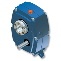 Mounted Speed Reducer | Helical Shaft Mount (HSM)