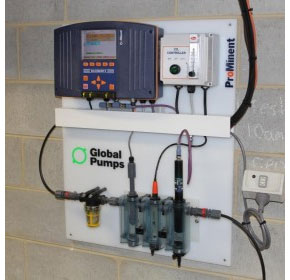 Dosing Systems, PH Control & UV Disinfection