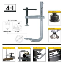 4-in-1 Utility Clamping System | UD65M-C3 | StrongHand