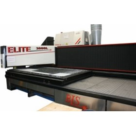 Used Laser Cutting Machine | Bristow Elite 3000