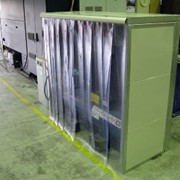 Soundproof covers for factory air compressors