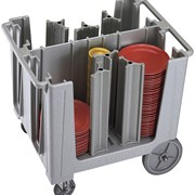 Adjustable and Standard Cambro Dish Caddies | R.J. Cox Engineering