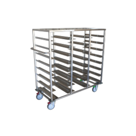 Food Tray Dispenser | FTD 410SS
