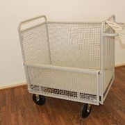 Mesh Basket Trolley | TX/050