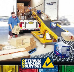 Optimum Handling Solutions conveyor systems - the efficient solution