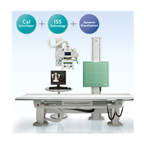 Digital Radiography System | FDR AcSelerate