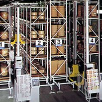 The System | Automated Warehouses