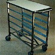Hostess Trolley | Stainless Steel | 5 Tier | TSS/020