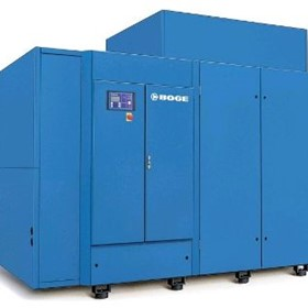 Oil Injected Screw Compressor | SL Series | SL341